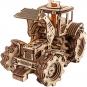 Holzbausatz »Traktor«. Bild 2