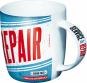 Kaffeebecher »Service & Repair«. Bild 2