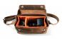 Kameratasche aus Leder. Bild 2