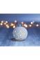 Leuchtende Christbaumkugel, große Sterne. Bild 2