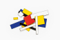 Make Your Own Mondrian. An Immersive Modern Art Puzzle. Bild 2