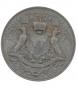 Medaille Bronze Otto von Bismarck Bild 2