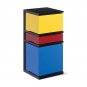 Mini-Container »De Stijl« nach Piet Mondrian. Bild 2