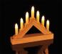 Mini-Lichterbogen aus Holz. Bild 2