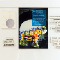 Mosaik-Magnet »Elefant«. Bild 2