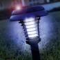Solar-Gartenlampe zur Mückenabwehr. Bild 2