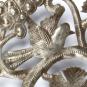 Ornament für Garten »Weinreben mit Vögeln«. Bild 2