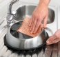 Putzlinge und Tücher aus Kupfer, Set. Bild 2