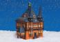 Rathaus Wernigerode aus Porzellan. Bild 2