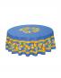 Runde Tischdecke »Zitrusfrüchte«. Bild 2