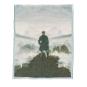 Schal C. D. Friedrich »Der Wanderer über dem Nebelmeer«. Bild 2