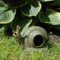 Schneckenfalle aus Keramik. Bild 2