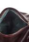 Italienische Schultertasche, rotbraun. Bild 2
