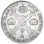 Silber Kronentaler Haus Habsburg Franz II. und I. Bild 2