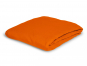 Spannbetttuch, orange, 180 x 200 cm. Bild 2