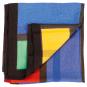 Tuch Piet Mondrian »Vierecke«. Bild 2