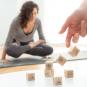 Yoga-Würfelspiel »Anandice«, 7-teilig. Bild 2