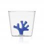 4er-Set Trinkgläser mit Korallen. Bild 3