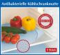 Antibakterielle Kühlschrankmatte, 3er-Set. Bild 3
