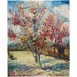 Brillenetui Vincent van Gogh »Pfirsichbaum«. Bild 3