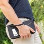 Elektronisches Reiseetui mit Diebstahlschutz. Bild 3