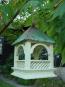 Hängendes Vogelhäuschen »Gartenlaube«. Bild 3