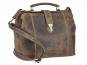 Handtasche mit Bügel »Vintage«. Bild 3