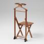 Stummer Diener. Stuhl aus Buchenholz. Bild 3