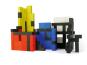 Holz-Bauklötze »Mondrian«. Bild 3