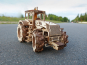 Holzbausatz »Traktor«. Bild 3