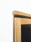 Massivholz-Klapptisch mit Tafel, aus Eiche. Bild 3