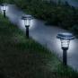 Solar-Gartenlampe zur Mückenabwehr. Bild 3