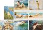 Postkarten-Set »Meereslust«. Die schönsten Bilder von badenden Frauen. Bild 3