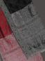 Roter Schal aus 100 % Wolle »Come«. Bild 3