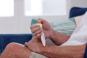 Schmerz-Still-Stift mit Batterie. Bild 3