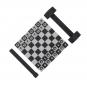 Spieleset Schach und Dame. Bild 3