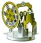 Stirling-Motor - Kartonbausatz Bild 3