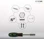 Universal-Steckschlüssel Chrom 4-15 mm. Bild 3