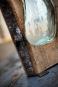 Große Vase mit Holzelement. Bild 3