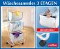 Wäschesammler mit 3 Etagen. Bild 4