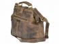 Handtasche mit Bügel »Vintage«. Bild 4