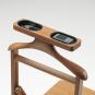 Stummer Diener. Stuhl aus Buchenholz. Bild 4