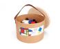 Holz-Bauklötze »Mondrian«. Bild 4