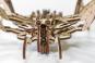 Holzbausatz »Krabbelnde Spinne«. Bild 4
