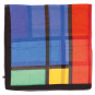 Tuch Piet Mondrian »Vierecke«. Bild 4