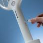 Elektrische Fliegenklatsche mit LED. Bild 5