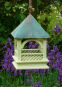 Hängendes Vogelhäuschen »Gartenlaube«. Bild 5