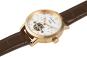 Herren-Armbanduhr Roségold. Bild 5