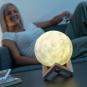 LED-Mondlampe. Bild 5