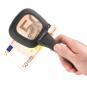 3-fach-Lupe mit LED und UV-Licht. Bild 6